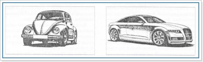 как рисовать машину