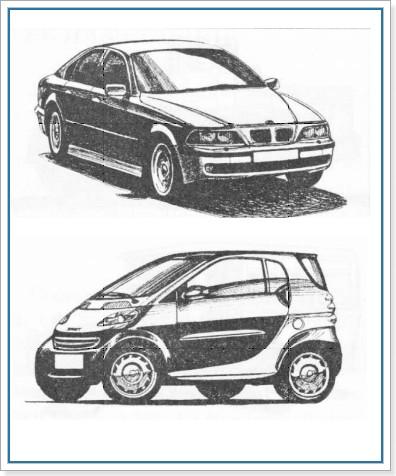 как рисовать авто