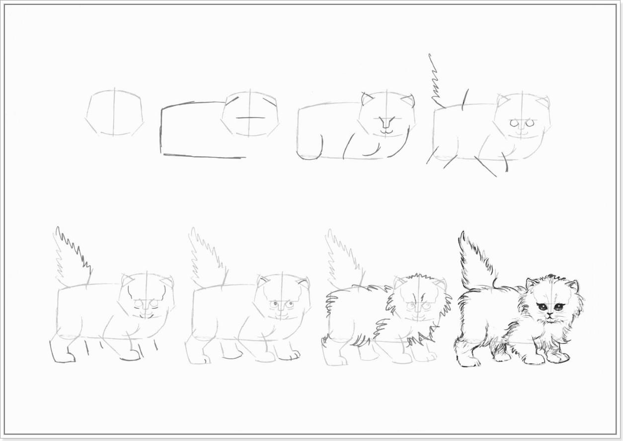 Как нарисовать карандашом